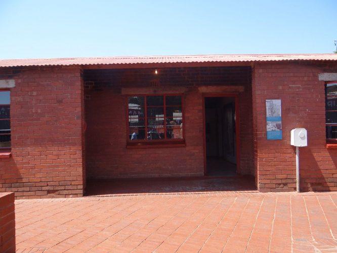 Optisch nicht sonderlich spektakulär: Das Haus von Mandela.