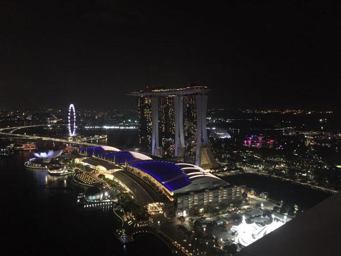 Bye-bye Singapore.