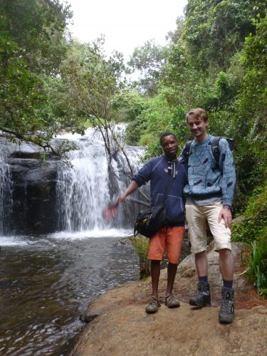 Zomba is also known for its waterfalls.